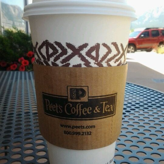 Photo taken at Peet's Coffee & Tea by Chris L. on 5/15/2012