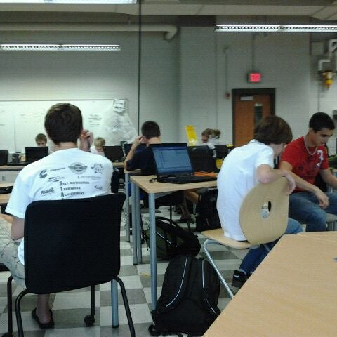 Photos At Zchs Robotics Room