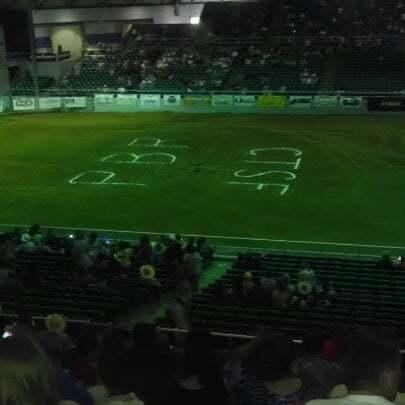Photo taken at Bell County Expo Center by Wayne B. on 9/2/2012