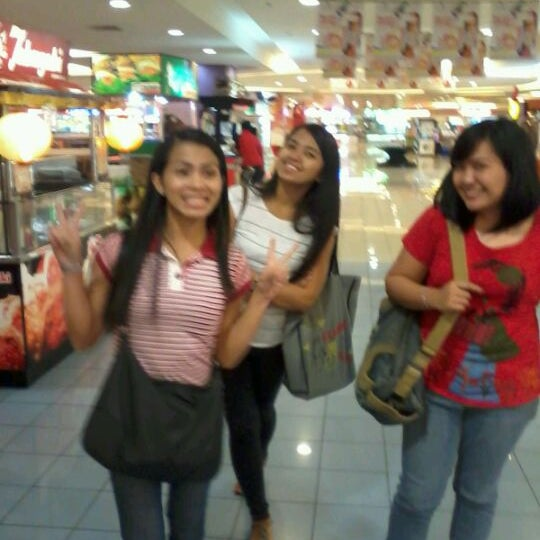 Photo taken at SM Food Court by Kerwin A. on 3/4/2012