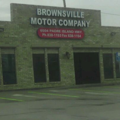 Brownsville motor company 1 visitor for English motors brownsville tx