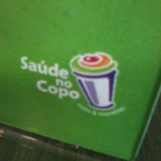 Foto tirada no(a) Saúde no Copo por Cid V. em 6/5/2012