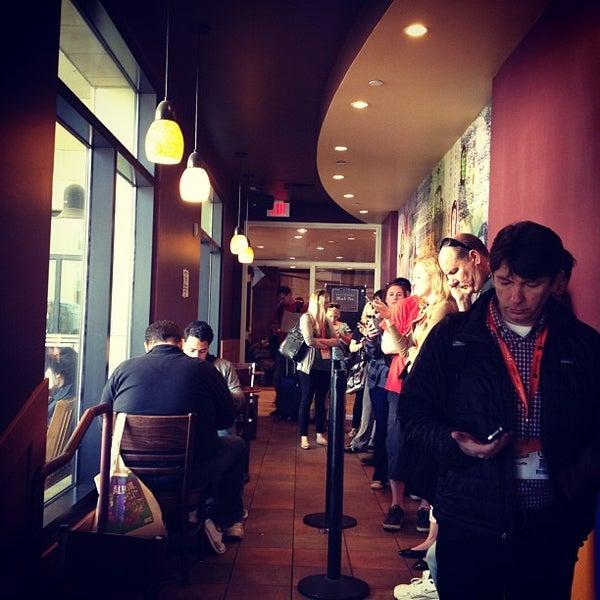 Photo taken at Starbucks by Mandy on 3/12/2012