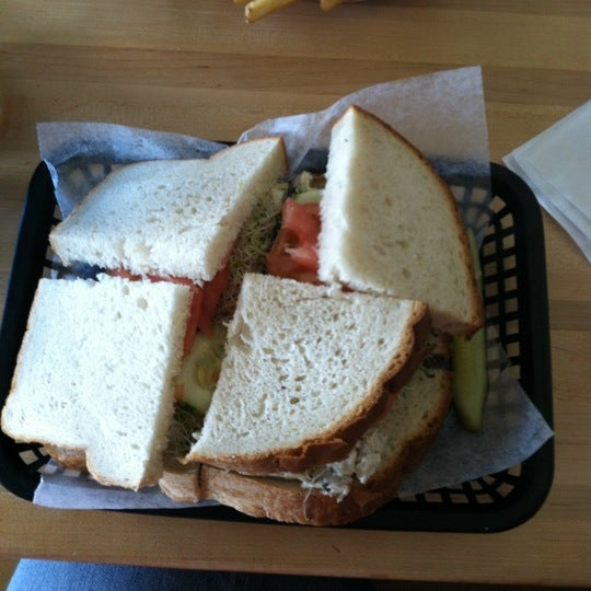 Photo taken at Big G's Deli by Jessica L. on 3/24/2012