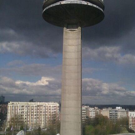 Photo prise au RTBF par Francois J. le4/16/2012