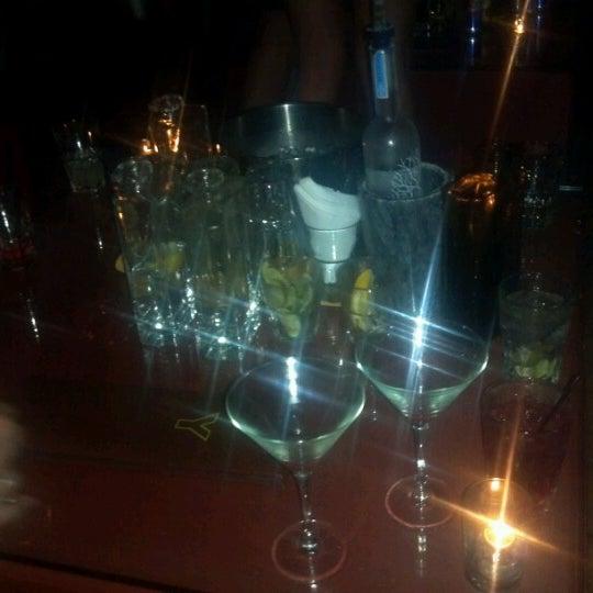 Photo taken at Y Bar by Juanita R. on 9/9/2012