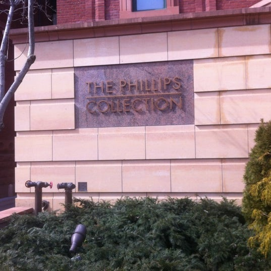 Photo taken at The Phillips Collection by Jonathan C. on 3/7/2012