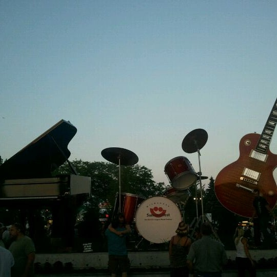 Photo taken at Summerfest 2011 by Gerald D. on 7/9/2011