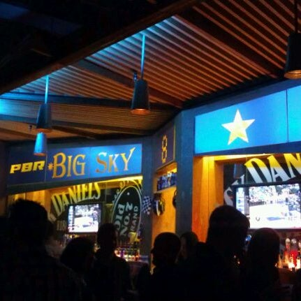 Photo taken at PBR Big Sky by Vic S. on 12/4/2011
