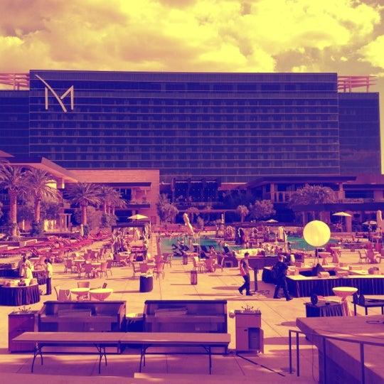 Photo taken at M Resort Spa Casino by Kane C. on 6/2/2012