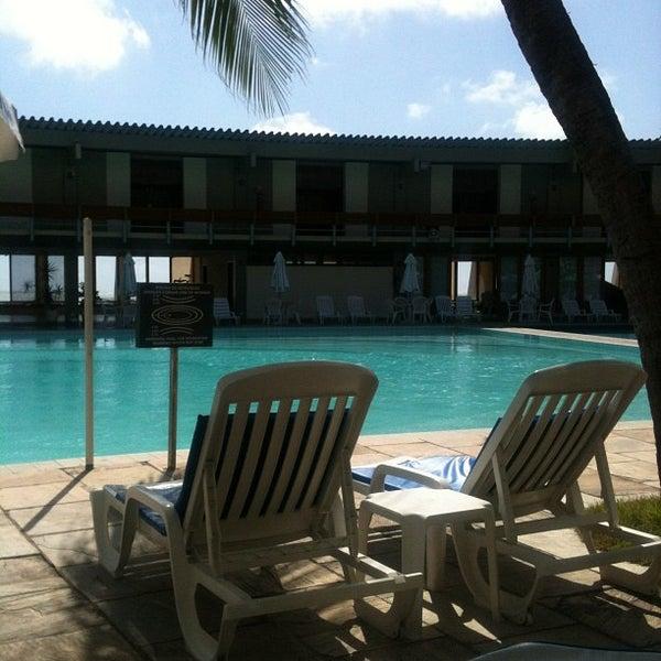 Foto tirada no(a) Tropical Hotel Tambaú por Marcello L. em 10/24/2011