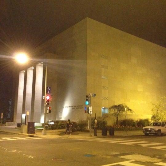 Photo taken at Lisner Auditorium by Jonghun O. on 4/4/2012