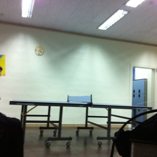 Photo taken at New Millennium Hall by 간지수 on 3/8/2012