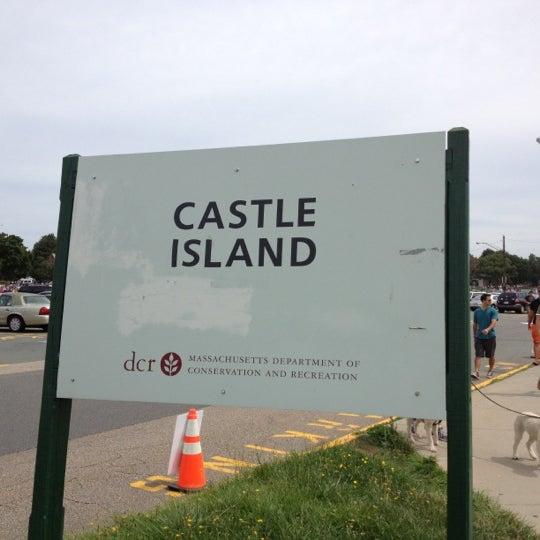 8/19/2012 tarihinde Eric A.ziyaretçi tarafından Castle Island'de çekilen fotoğraf