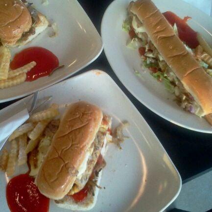 Photo taken at De Pauh Garden Restaurant & Cafe by Norsuhaila M. on 2/7/2012