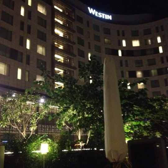 Photo taken at The Westin by James W. on 9/10/2012