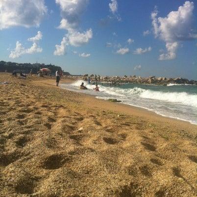 8/20/2012 tarihinde Ceyhun K.ziyaretçi tarafından Karaburun Plajı'de çekilen fotoğraf