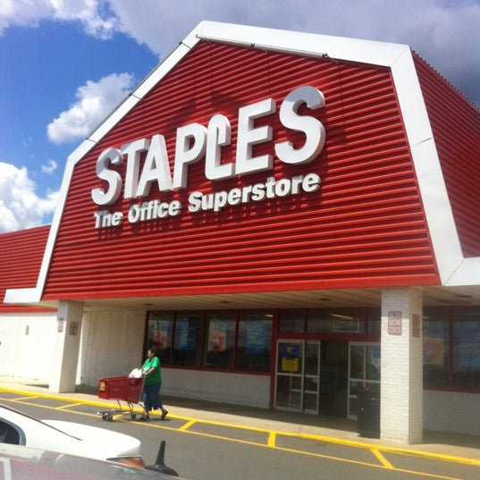 Staples Paper Office Supplies Store