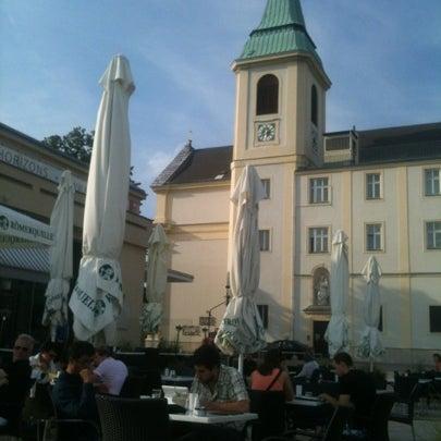 Photo taken at Kahlenberg by eva m. on 7/24/2012