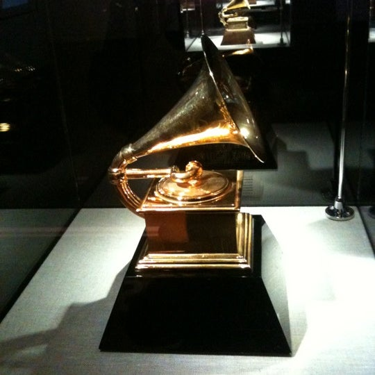 Photo taken at The GRAMMY Museum by Anne B. on 3/7/2012