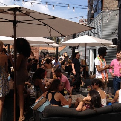 Rooftop Bars Nyc >> STK Rooftop - Meatpacking District - New York, NY