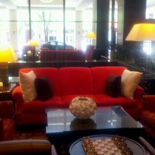 Photo taken at The Worthington Renaissance Fort Worth Hotel by Brian H. on 4/11/2012
