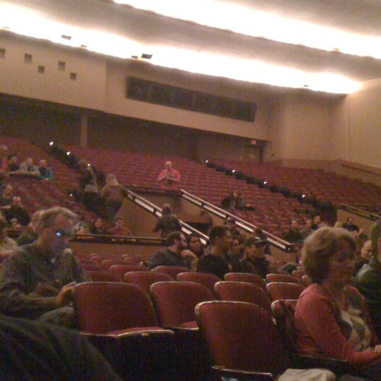 Photo taken at Lisner Auditorium by Heather on 1/20/2011