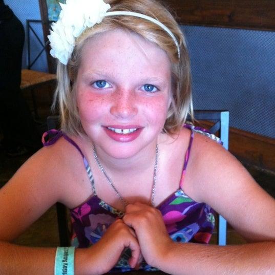 Photo taken at MOSAIC Restaurant Charleston by Jennifer C. on 8/15/2011