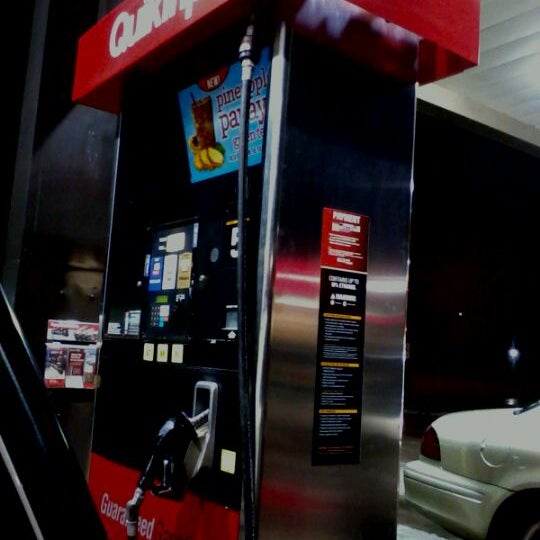 quiktrip  convenience store in shawnee