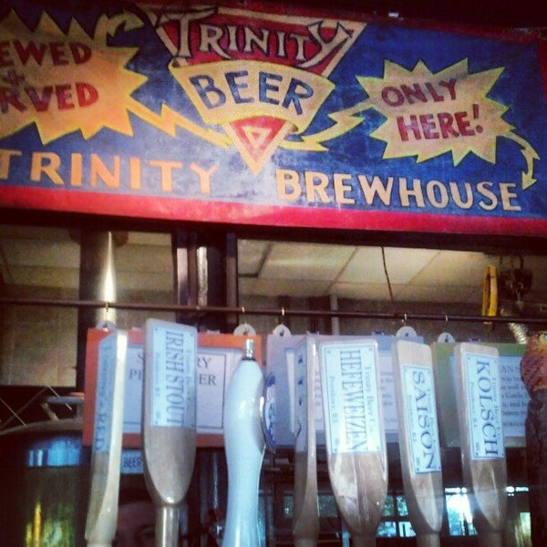 Photo taken at Trinity Brewhouse by TJ L. on 6/11/2012