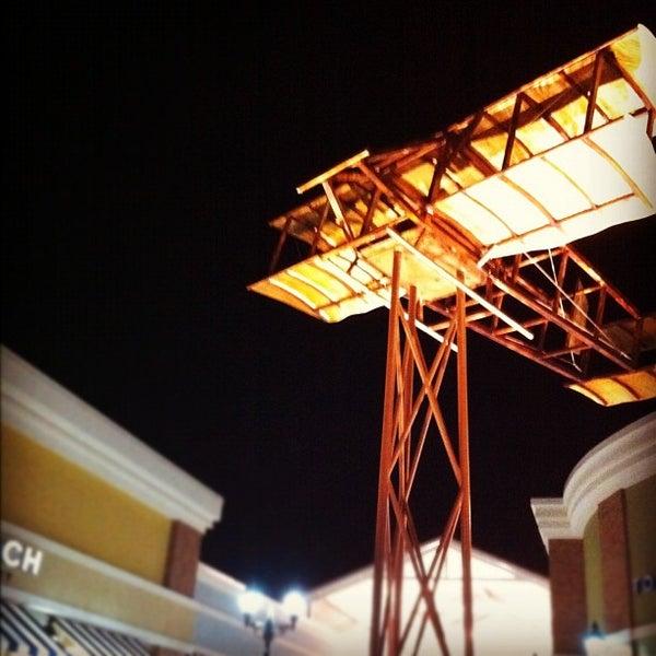 Photo taken at Tanger Outlet Mebane by Edgar P. on 11/9/2011