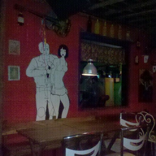 Photo taken at Boratcho by Catarina R. on 3/11/2012