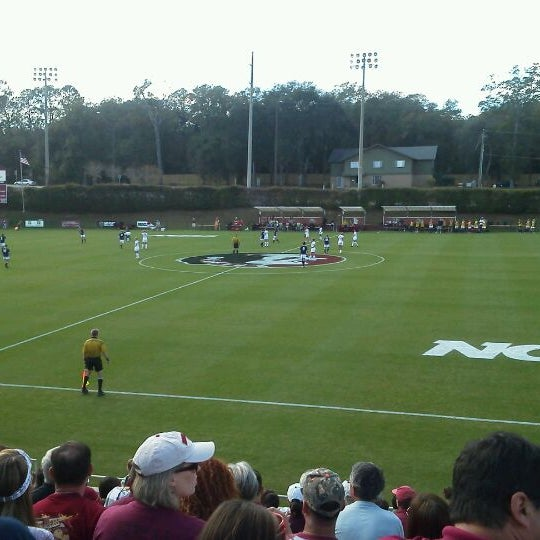 Photo taken at The Seminole Soccer Complex by David O. on 11/25/2011