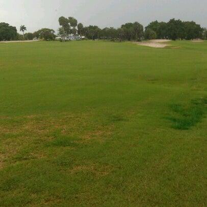 Photo taken at Palmetto Golf Course by Dedrick B. on 7/9/2012