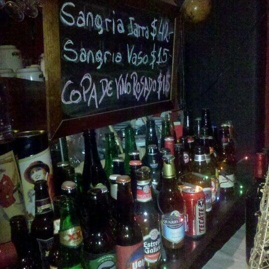 Photo taken at Rosa De Los Vientos by Walter P. on 12/9/2011