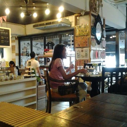 Photo taken at +Wondermilk by Ida I. on 1/24/2012