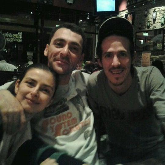 Photo taken at Rosa De Los Vientos by Mariela O. on 6/3/2012