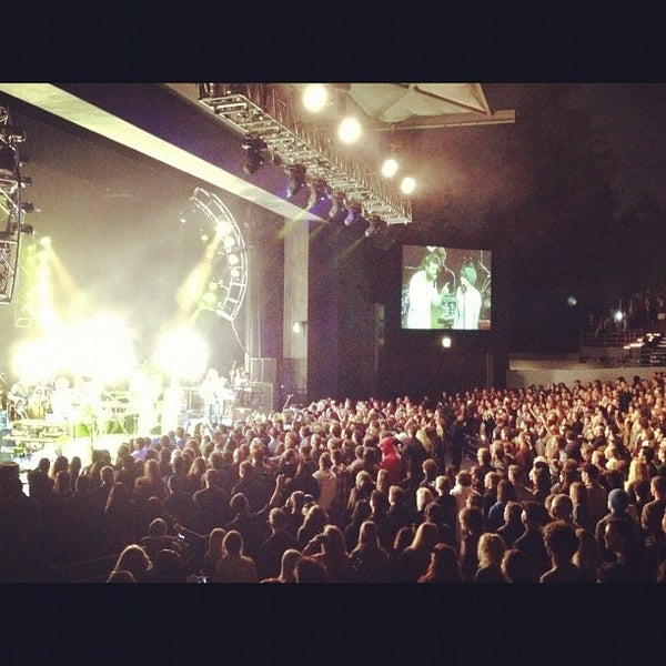 Photo taken at The Greek Theatre by Melody L. on 5/5/2012