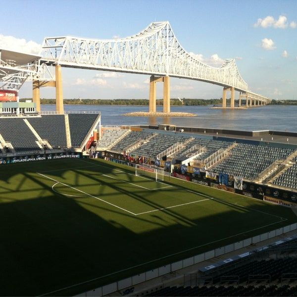 Photo taken at Talen Energy Stadium by Major League Soccer on 8/30/2012