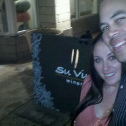 Photo taken at Su Vino Winery by Ed D. on 12/18/2011