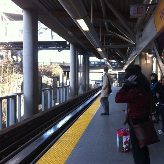 Vancouver Expo Line