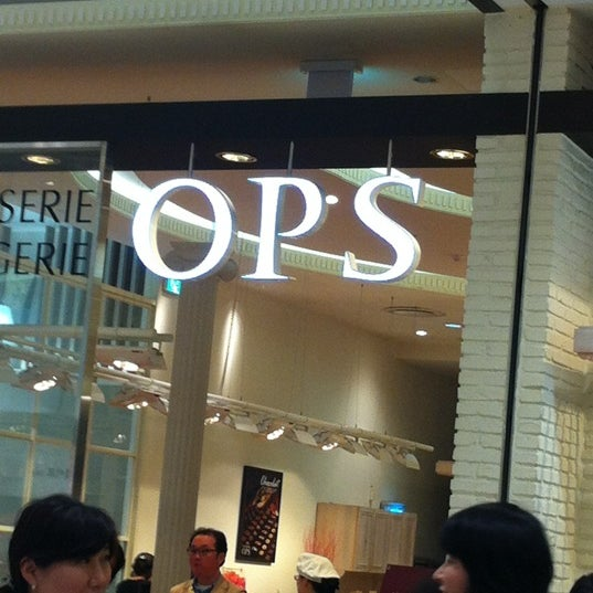 Photo taken at OPS Bread & Cake by Bling L. on 3/22/2012