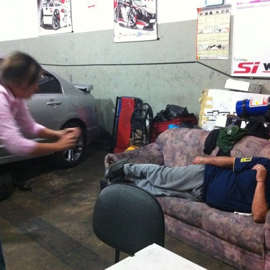 Photo taken at Way Motorsport by Henrique H. on 1/12/2012