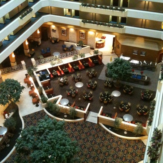 Photo taken at Houston Marriott South at Hobby Airport by Kevin G. on 12/19/2011