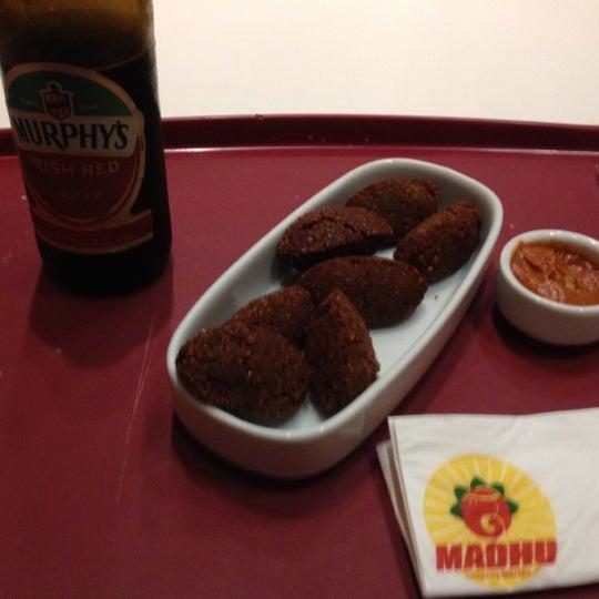 Photo taken at Madhu by Gustavo M. on 7/28/2012