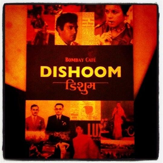 Photo taken at Dishoom by Suresh K. on 3/13/2011