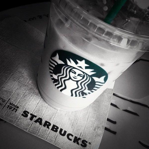 Photo taken at Starbucks by Tae N. on 2/27/2012