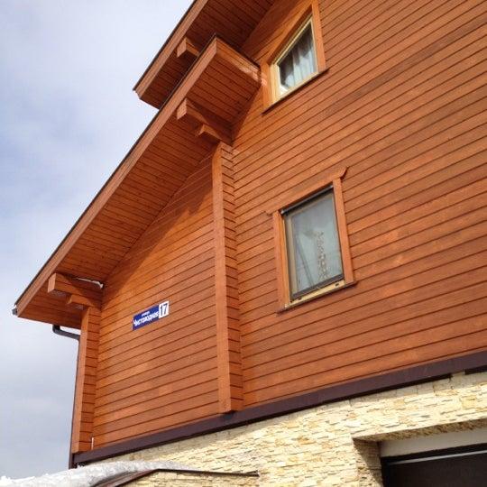 Снимок сделан в Рабочий поселок Зима пользователем Иван В. 4/7/2012