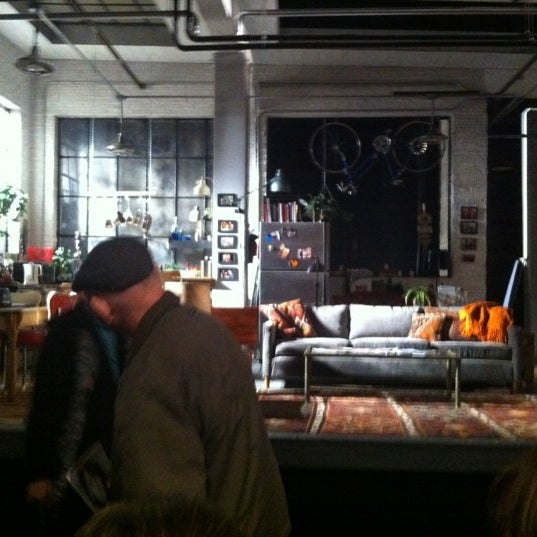 Photo taken at Steppenwolf Theatre Company by Colin D. on 3/11/2012