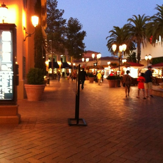 Photo taken at Fashion Island by Mohamed A. on 9/7/2012
